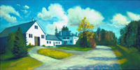Boxborough Farm, 15 x 30