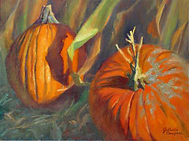 Maple Bank Pumpkins
